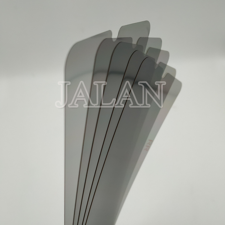 20 stücke LCD Polarisator Film Für Samsung Galaxy A10 A20 A30 A40 A50 A60 A70 M10 M20 M30 Display Bildschirm polarisator aufkleber Ersatz