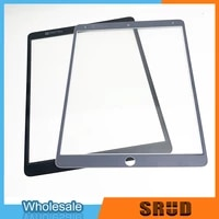 5pcs laminated oca front outer glass for ipad air 2 pro 9 7 10 5 11 12 9 1st 2nd 3rd lcd touch screen front outer glass replace