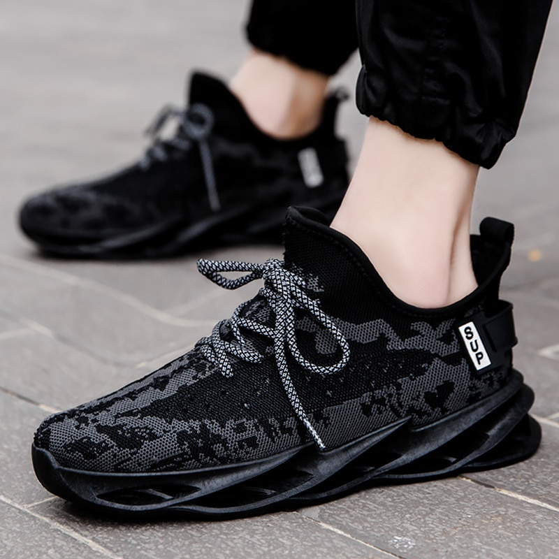 Running Shoes for Man 2020 Summer Sport Shoes Men Jogging Footwear Outdoors Lightweight Breathable Men Shoes Sock Men Sneakers  - buy with discount