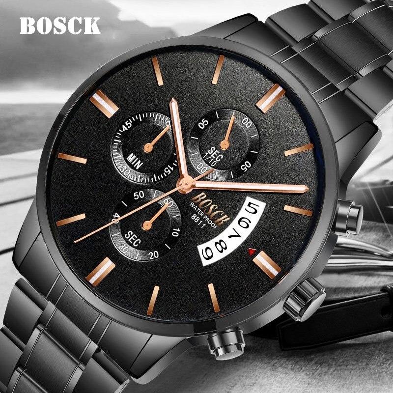 Luxruy Top Brand Watch Men Watches Wrist Male Business Clock Classic Design Quartz Hours Fashion Casual Relogio Masculino
