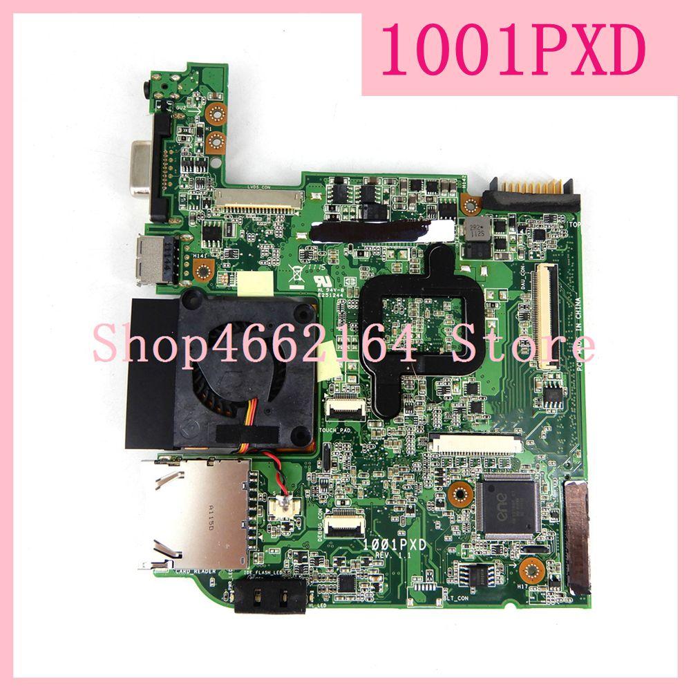 1001PXD اللوحة الام لاسوس Eee PC 1001PXD اللوحة الام للابتوب 1001PXD اللوحة الام تم اختبارها تعمل بشكل كامل شحن مجاني