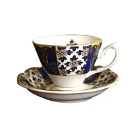 english palace style bone china coffee cup and saucer party tea cups mug dessert plate home drinkware