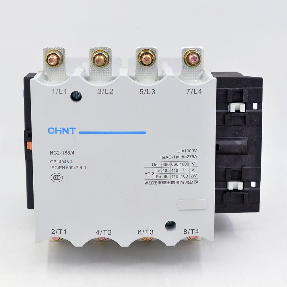 موصل كهرباء 4P NC2 سلسلة NC-400A