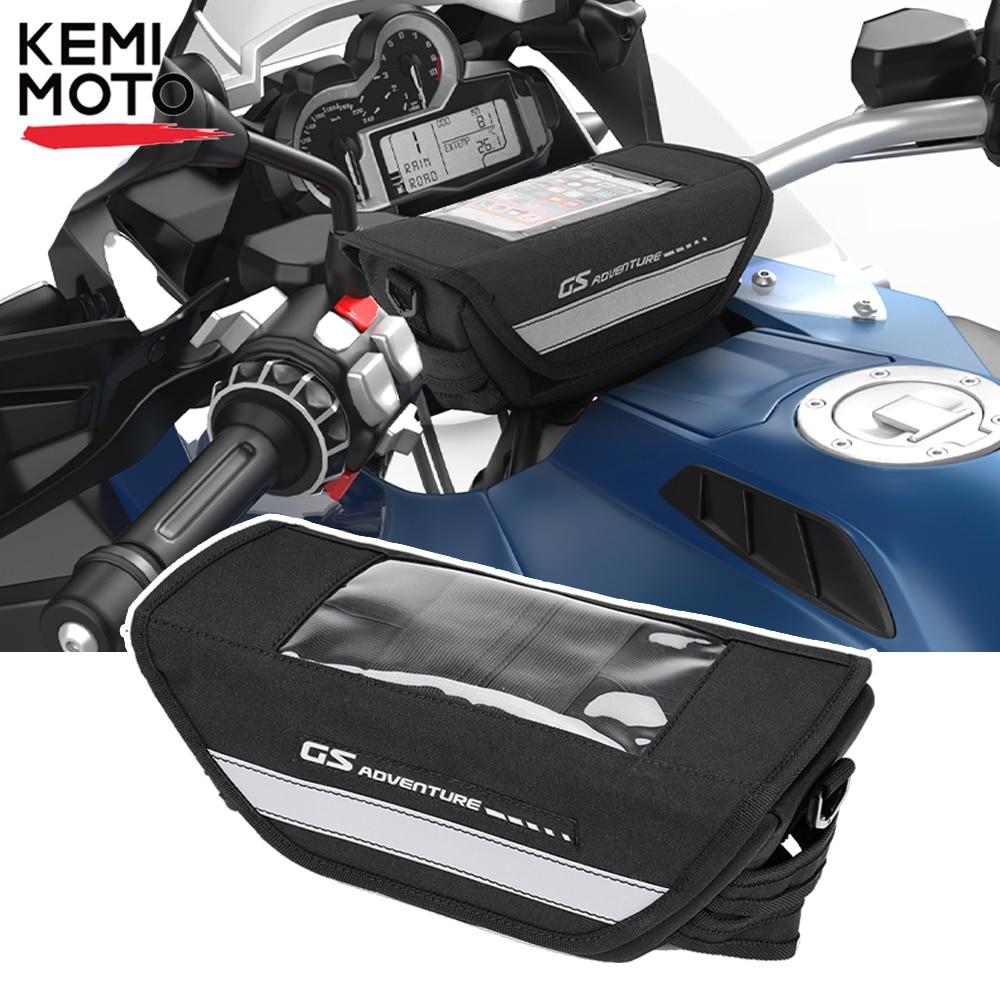 Водонепроницаемая Дорожная сумка на руль мотоцикла для BMW R1200GS R1250GS ADV, F700GS F750GS F800GS F900XR F900R
