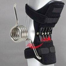 Ademend Antislip Knie Brace Knie Brace Sport Klimmen Training Squat Patella Protector c2