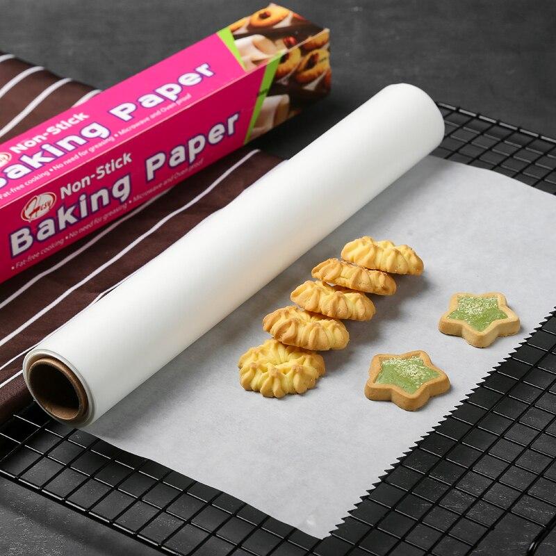 الشمع جزار ورقة الغذاء التفاف ورق للف الطعام ورقة الديكور 30 سنتيمتر X 5 متر Papel دي Embrulho ورق للف الطعام DL6BRZ