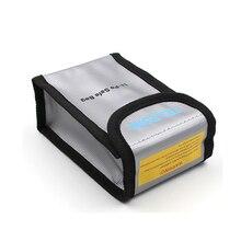 Lipo sac de sécurité pour batterie Lipo résistant au feu pour DJI Phantom 3 Phantom 4 chargeur et stockage de batterie