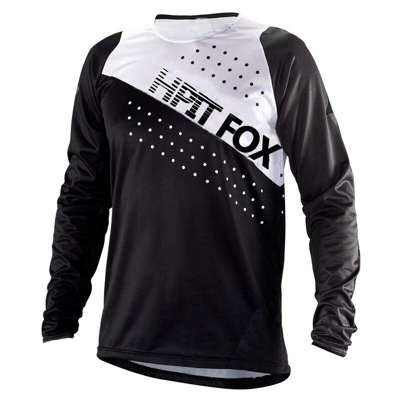 2020 nuevo pro camiseta de Motocross hpit fox mtb jersey para descensos...