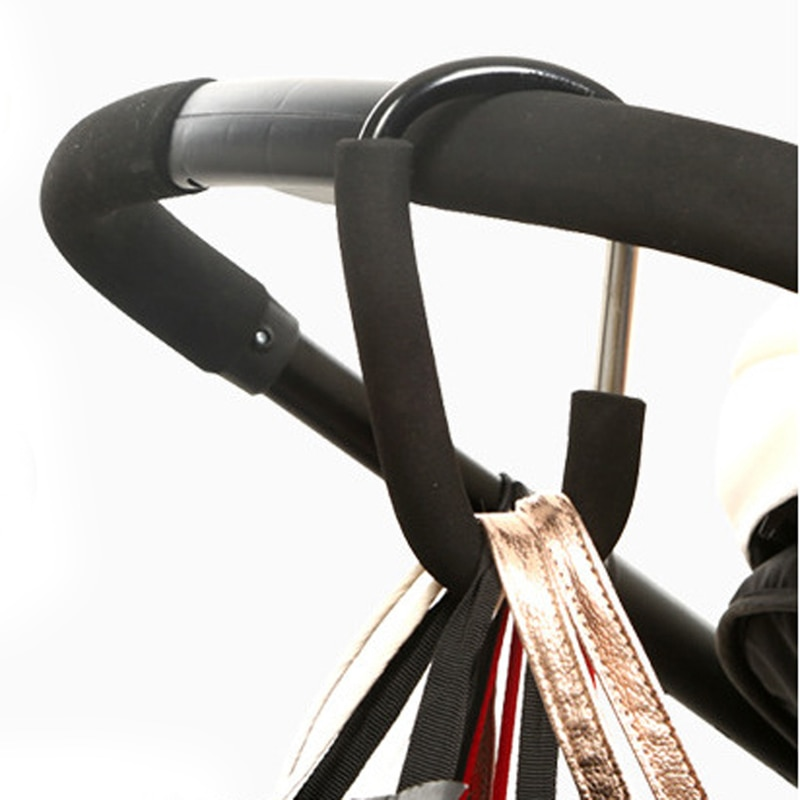 7 Colors Baby Stroller Hook Stroller shopping hook Accessories Pram Hooks Hanger for Baby Car Carria