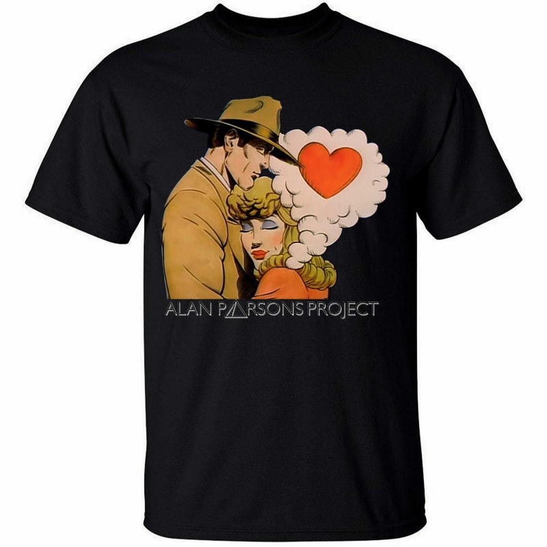 Camiseta con gráfico de Alan Parsons Project Don't Answer Me, camiseta de...