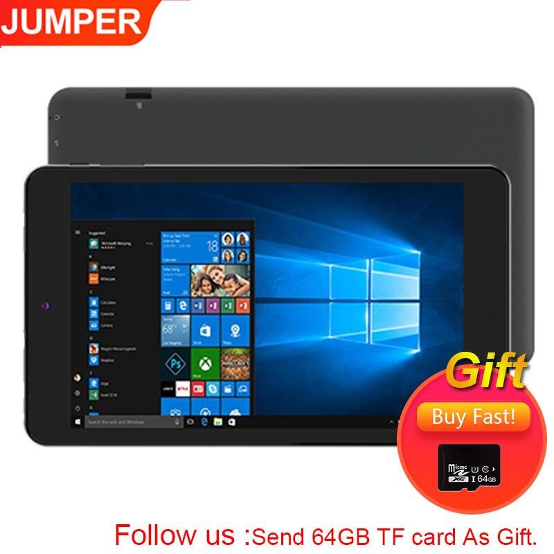 Hot Original Jumper EZpad mini 8 Tablet PC 8.0 inch 2GB 64GB Windows10 Intel Cherry X5 Z8300 Quad Core TF Card &Bluetooth & WiFi