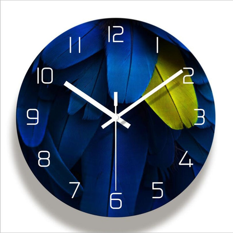 Nuevo reloj de cuarzo pared de cristal templado, reloj de pared de diseño moderno nórdico de gran tamaño, reloj para decoración del hogar Duvar Saati para la habitación