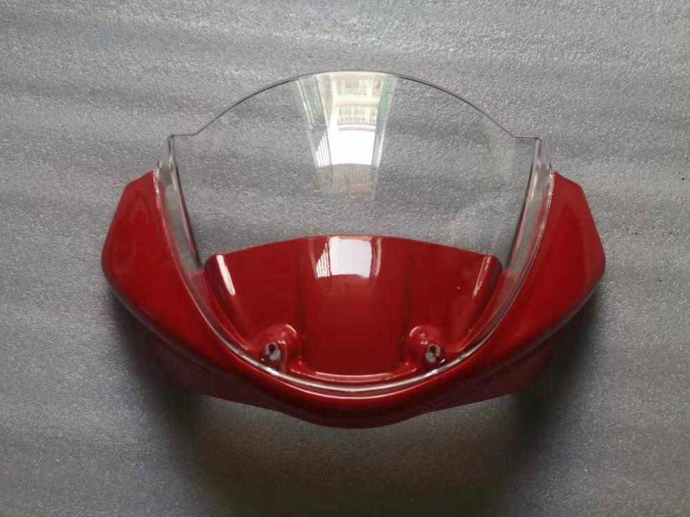 ABS Windscreen Windshield  Bubble for ducati Monster 696 796 2009-2013 796 1100 1100S motorcyc 696 09 10 11 12 13 head cover