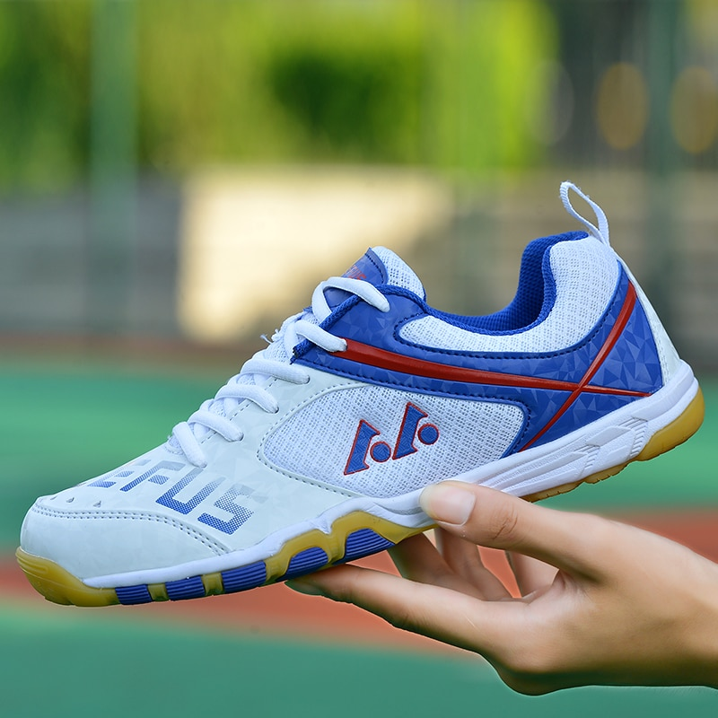 Unisex Professional Table Tennis Shoes Men Breathable Anti-Slippery Sneakers Women High Quality Athl