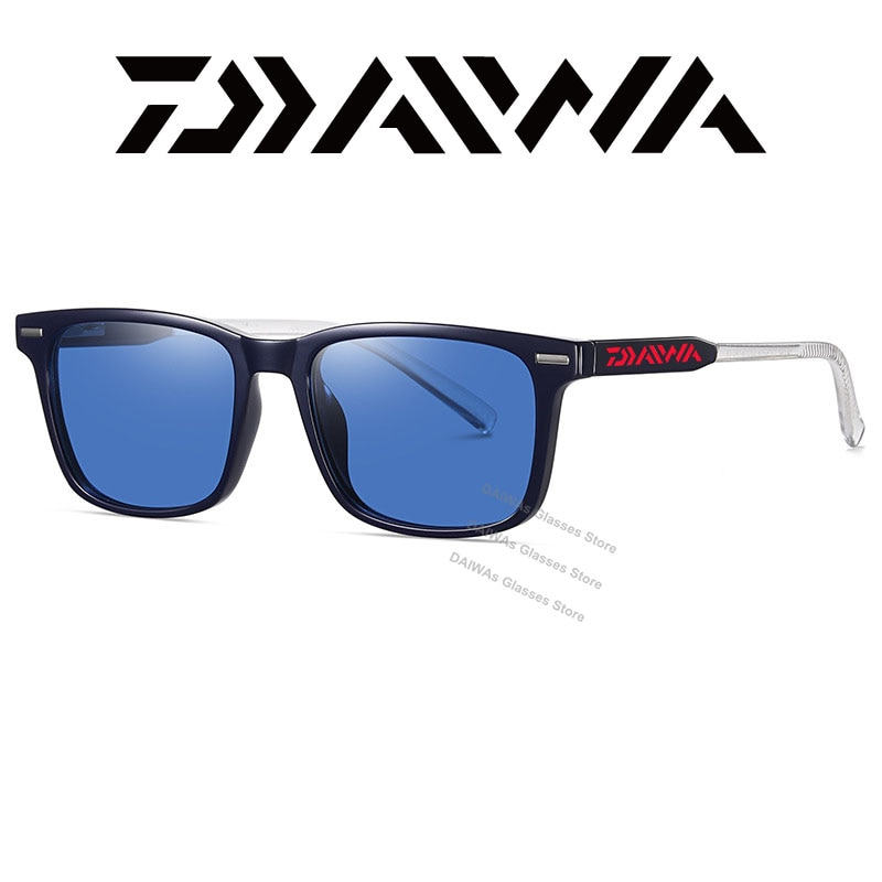 2021 Daiwa Unisex 100% UV400 Polarised Driving Fishing Sun Glasses For Men Polarized Stylish Sunglas