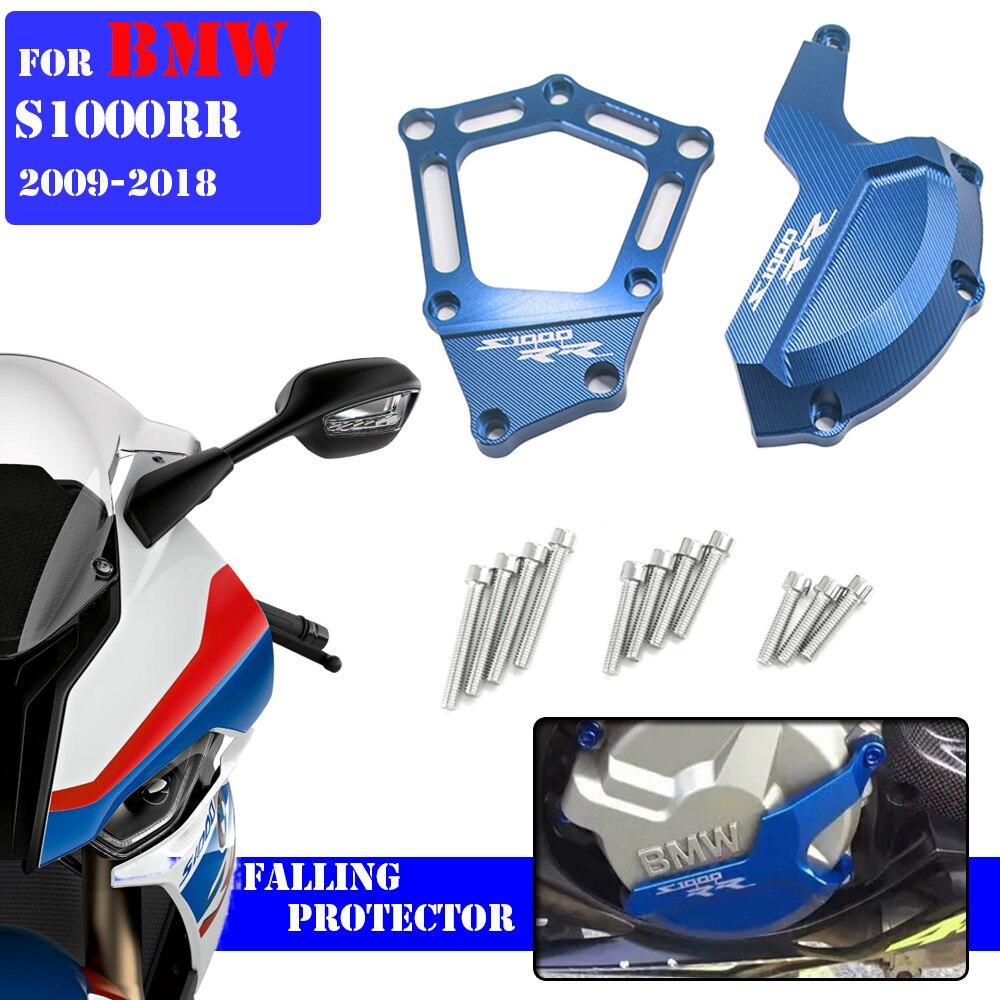 Защита двигателя мотоцикла для BMW S1000RR S 1000 RR 1000RR 2009-2018 HP4