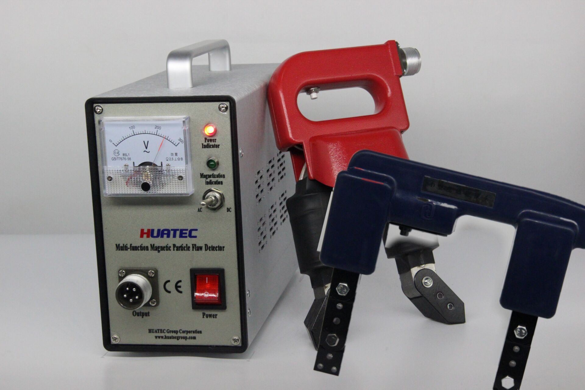 HUATEC 2021 NDT Magnetic Particle Flaw Detector  Testing Equipment HCDX-E enlarge