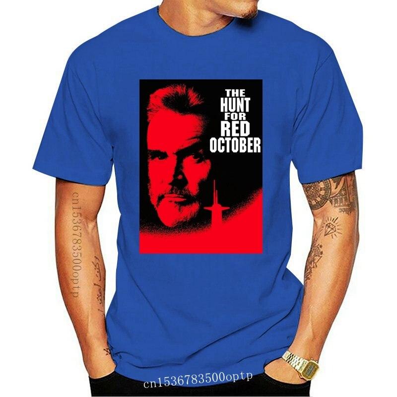 Camiseta divertida con estampado de la película The Hunt For Red October...