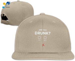 Yellowpods Are You Drunk Men's Relaxed Medium Profile Adjustable Baseball Cap