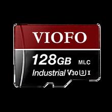Автомобильные электронные аксессуары VIOFO 128 ГБ/64 Гб/32 ГБ профессиональная карта памяти MLC высокой производительности с адаптером