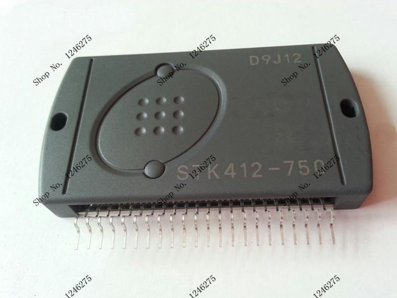STK412-750 100% nuevo Original
