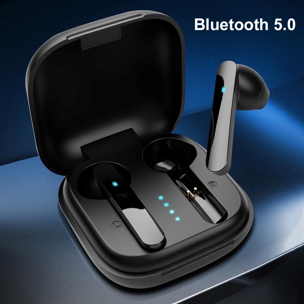 T6 TWS Wireless Bluetooth 5.0 Touch Control Earphones Gaming Headset 9D Stereo Sound Earbuds Waterproof Sport Headphones enlarge