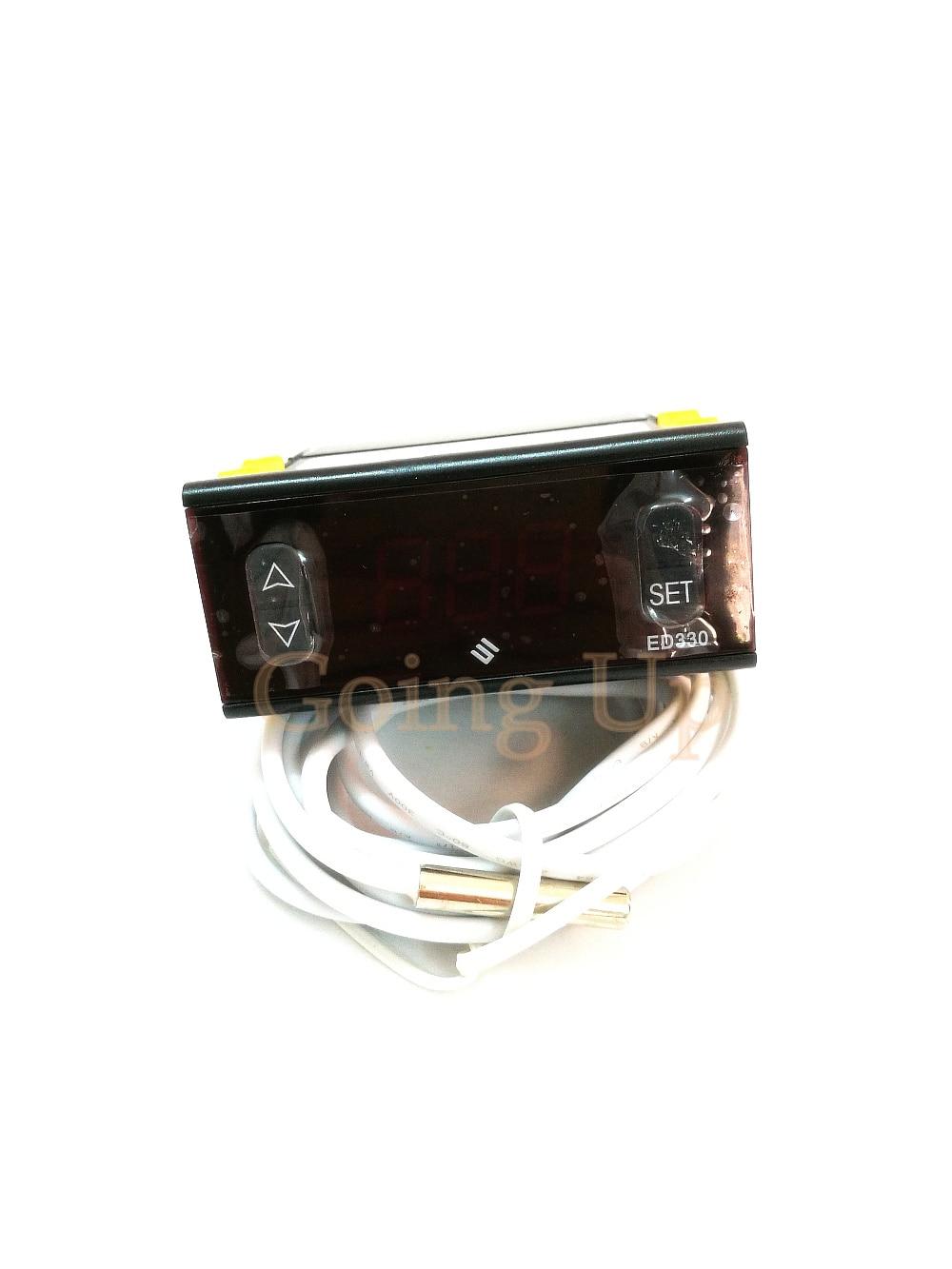 وحدة تحكم في درجة الحرارة ، نطاق 45-120 ، للتبريد والتدفئة ، ED330