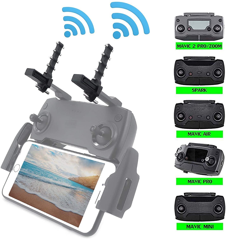STARTRC DJI Mavic mini accesorios tren de aterrizaje extendido/kit de flotador de agua/Antena yagi/pegatina/sombrilla/almohadilla de aterrizaje/bolsa de PU