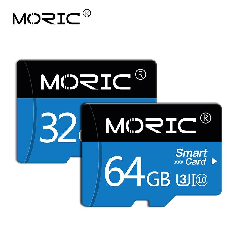 Moric-tarjeta de memoria Micro SD Clase 10, Original, 128gb, 4GB, 8GB, 16GB,...