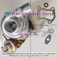 RHB32 VIBG VI61 8970786400 8943100780 Turbo Turbine Turbocharger For ISUZU Gemini For Opel Corsa TD 93-2000 X15DT 4EC1 1.5L 67HP