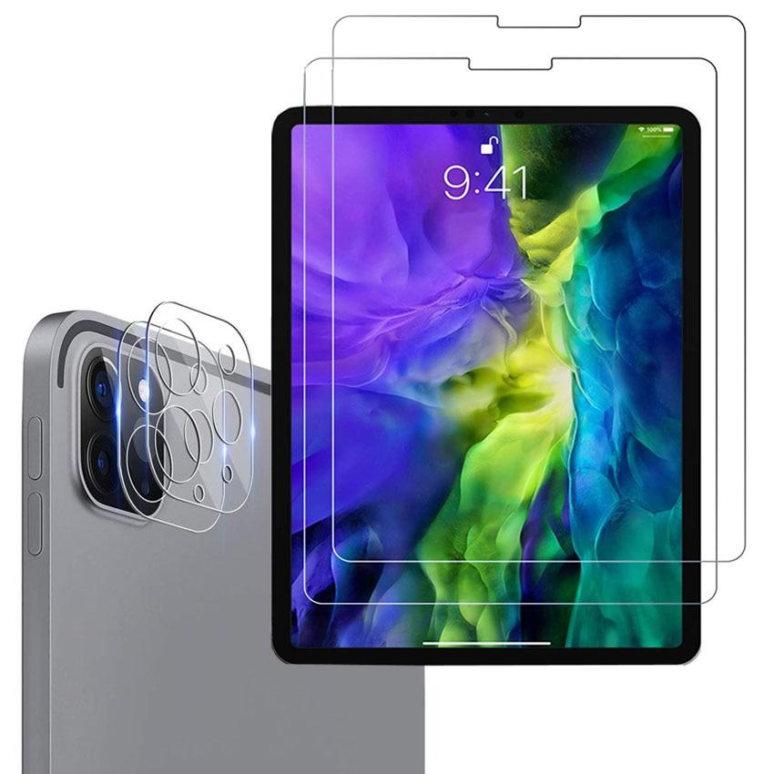 Protector de pantalla de cristal templado para iPad Pro 0,25, protector de...