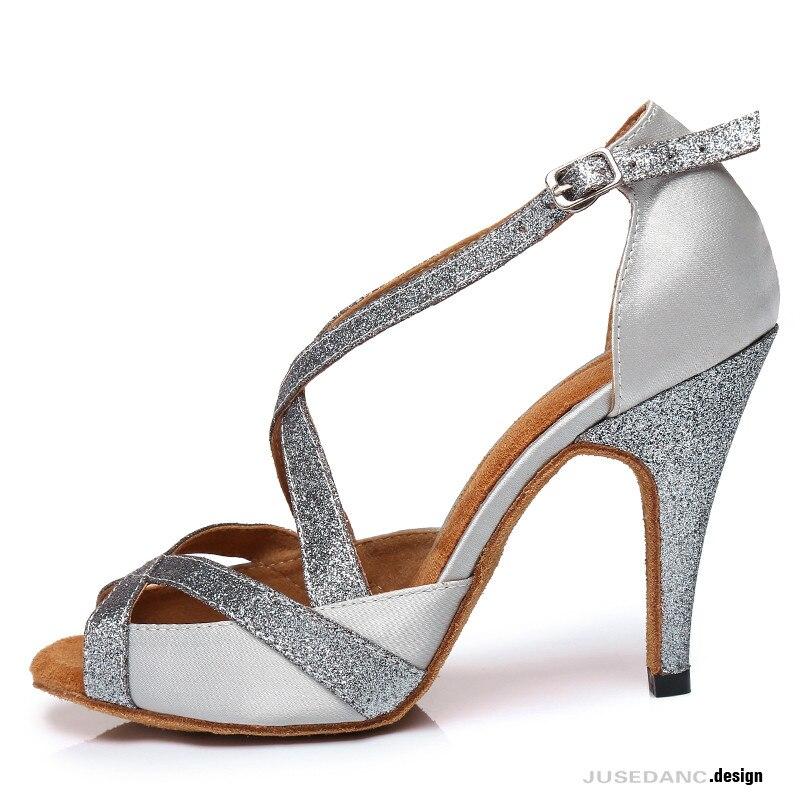 Туфли для латиноамериканских танцев, вечерние туфли, свадебные туфли, танцевальные туфли, бальные туфли, обувь на высоком каблуке, замшевая ... фото