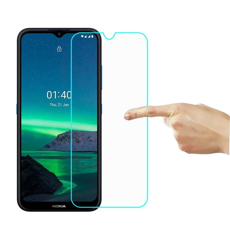 Vidrio Templado para Nokia 1,4 De Vidrio pantalla Protector De la película...