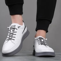 summer mens korean shoes board casual shoes breathable fashion shoes small white shoes walking shoes