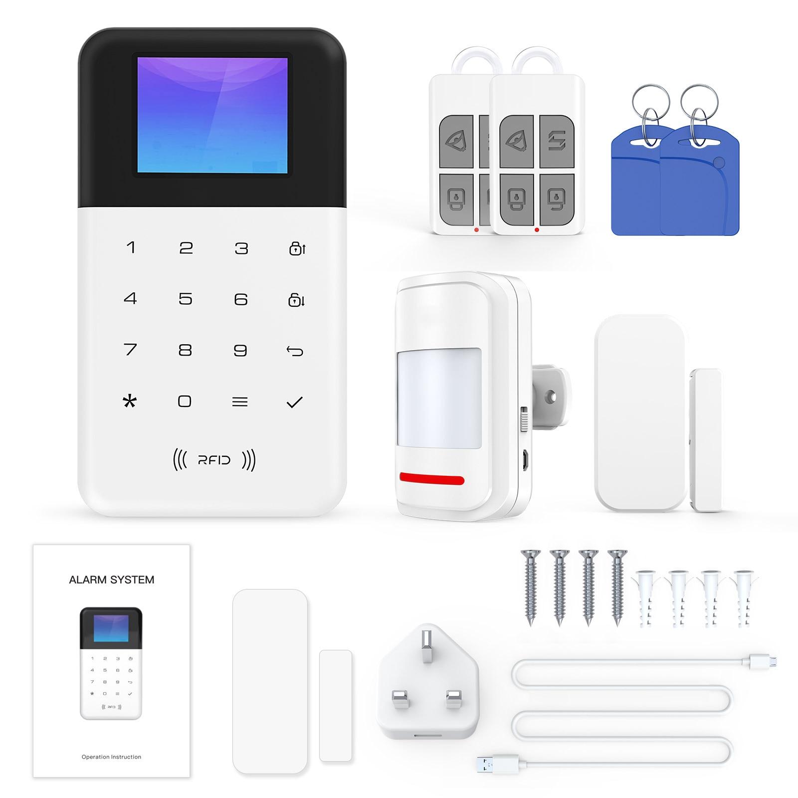 Фото - Смарт-детектор двери и окна, WiFi GSM, инфракрасный датчик, противоугонное сигнальное устройство противоугонное устройство