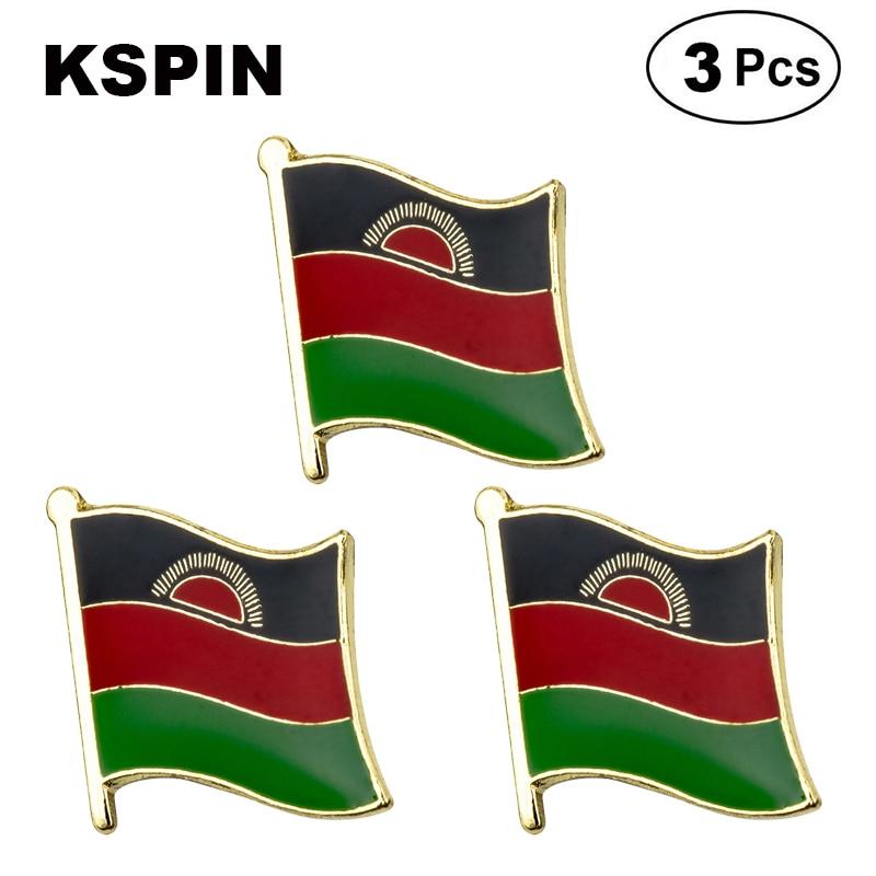 Malawi Lapel Pin Brooches Pins Flag badge Brooch Badges