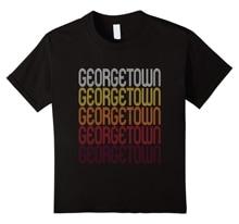 Georgetown  TX  Vintage Style Texas T-shirt