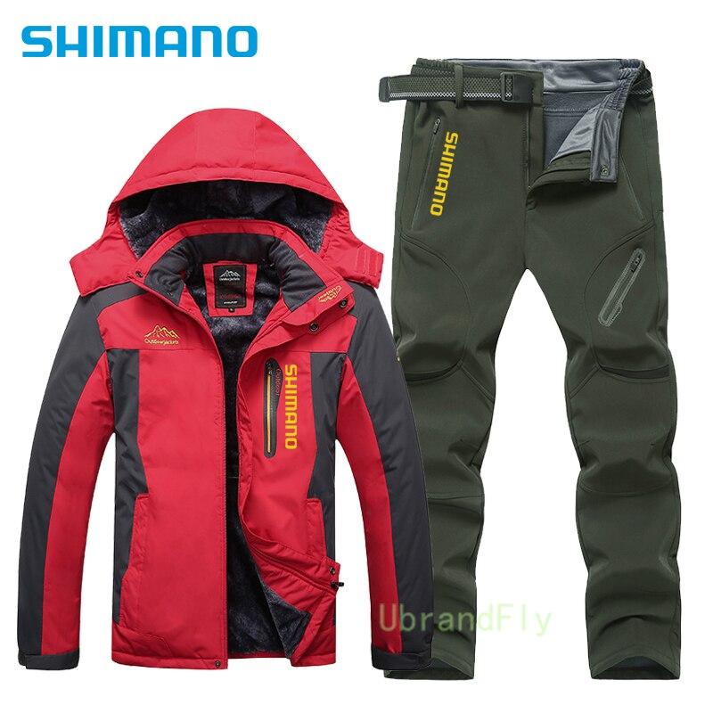 Daiwa Fishing Suit Breathable Durable Naturehike Camping Fishing Clothes Waterproof KeepWarm Shimanos Wear for Men Autumn Winter enlarge
