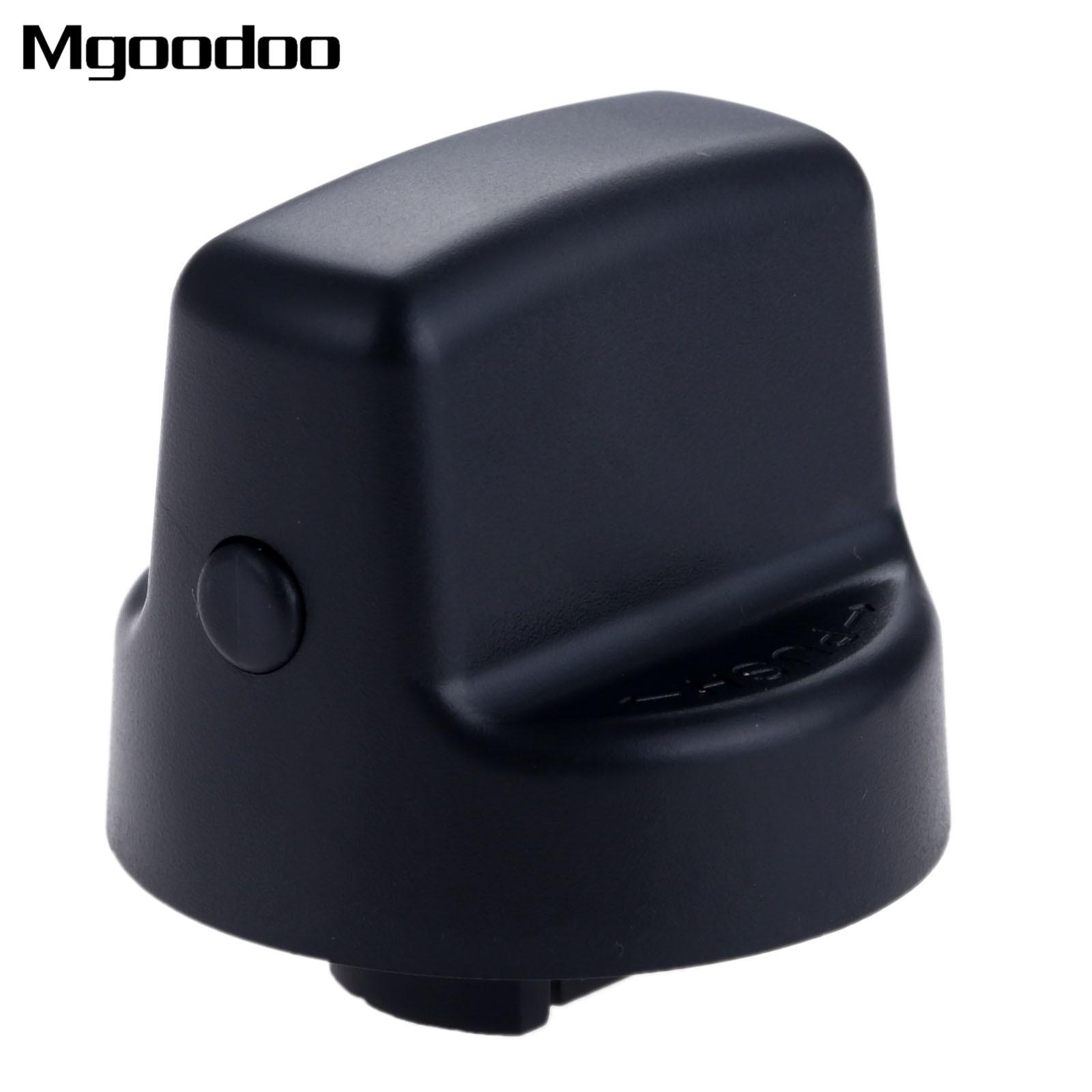 Llave y perilla de arranque del motor de arranque Mgoodoo para velocidad Mazda 6 CX7 CX9 botón de encendido D461-66-141A-02 Base D6Y1-76-142