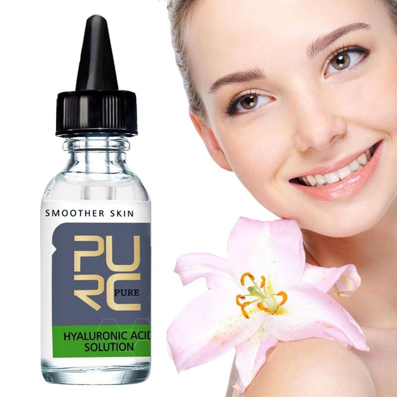 Suero de ácido hialurónico 100%, suero de refino de poros hidratante, con...