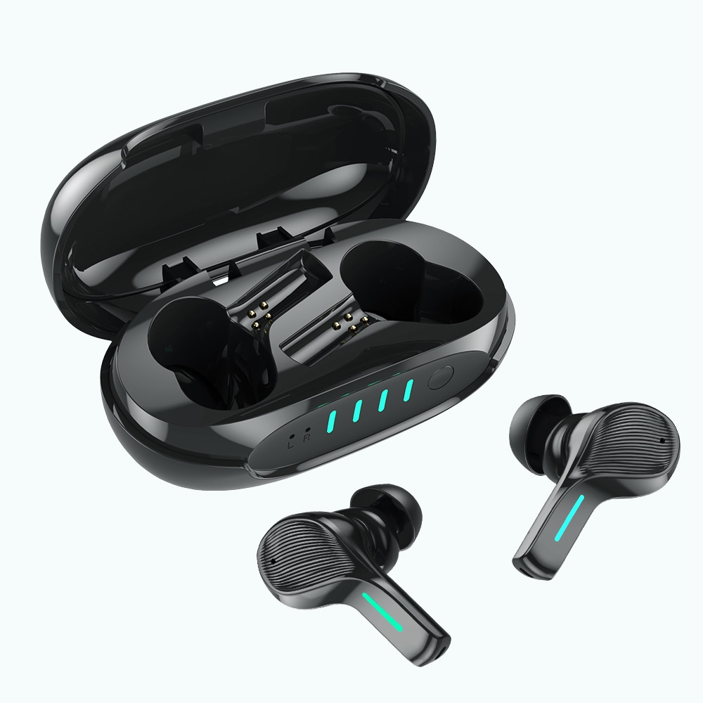 Wireless Earbuds Bluetooth 5.0 QCC3020 Chip ENC Noise Reduction Earphones Dual Microphone HD Call HIFI Stereo Sport Headset enlarge