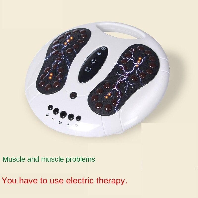전기 발 마사지 관절 통증 침술 마사지 발 전자파 치료 악기 다기능 휴식