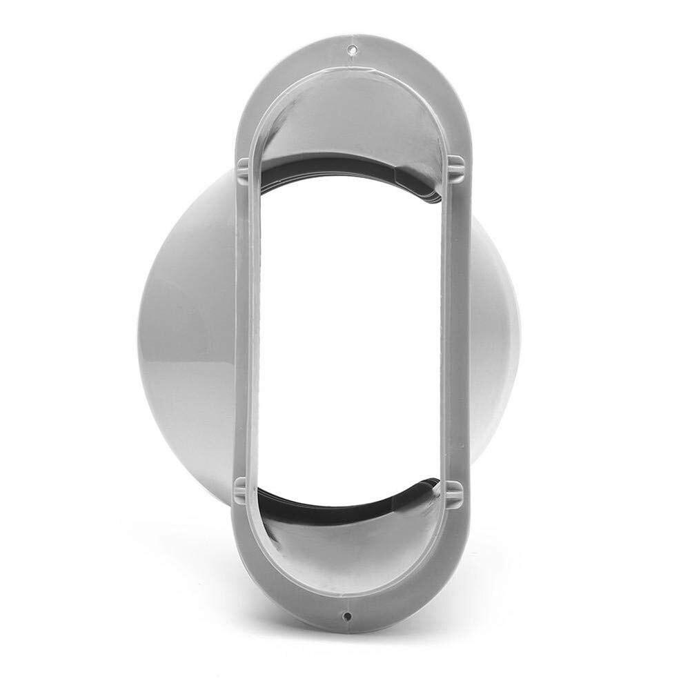 Универсальный переходник для выхлопной трубы, соединитель для выхлопной трубы, оконный переходник, пластиковый, прочный, высокое качество, ...
