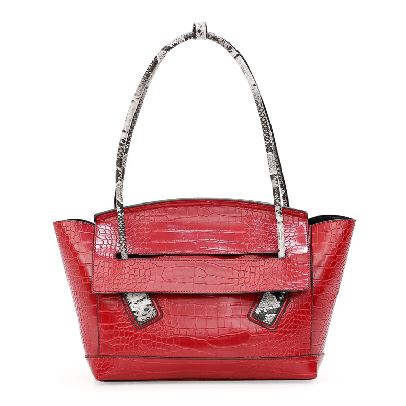 in the spring of 2018 new wings and big bag leather handbag Women's HandbagsForeign Trade Cross-Border Handbag Women's Bag New 2021 Shoulder Wings Style Bag PU Leather Messenger Bag
