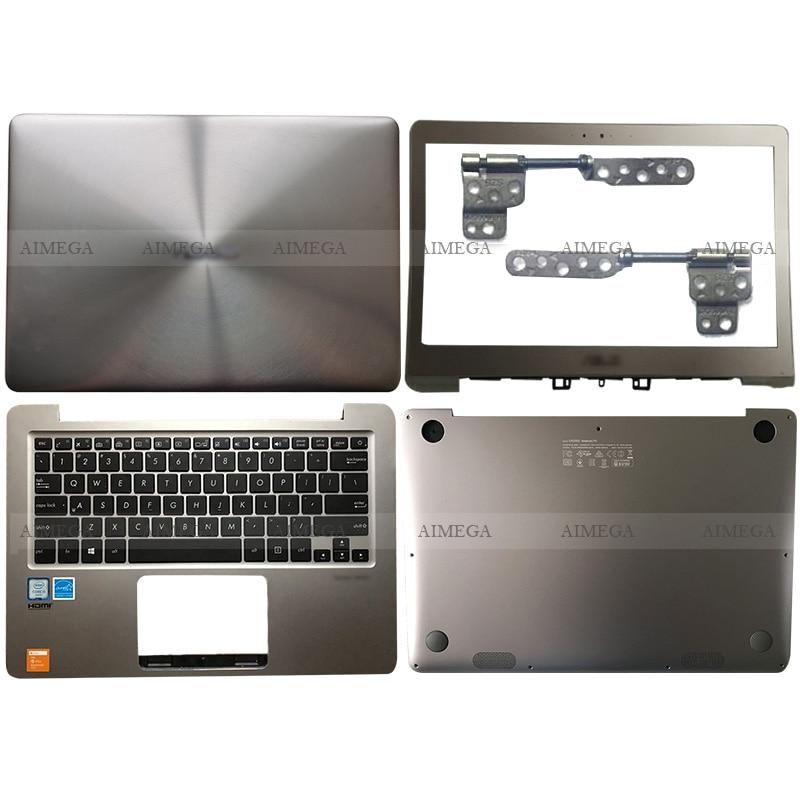 NEW Laptop For ASUS ZenBook UX330 UX330U UX330UA UX330C UX330CA U3000 LCD Back Cover/Front Bezel/Hinges/Palmrest/Bottom Case