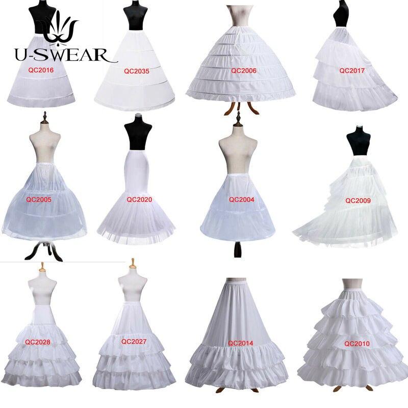 Enagua-vestido de novia de tul, enagua blanca, Boda, Boda