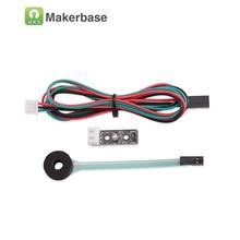 3D auto nivellierung sensor Z sonde trigger schalter proximity anzeige endstop Z-sensor für düse extruder höhere präzision