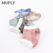 2021 New Baby Knee Pads Crawling Protector Cotton Kids Kneecaps Children Cartoon Anti Slip Grils Boy