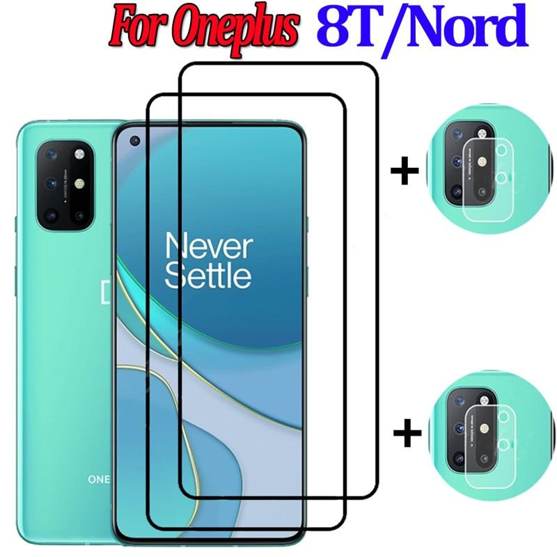 One plus 9 lente + Protector de pantalla Película Oneplus 9 8...