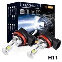h11 led headlight bulbs motorcycle 6500k 80w 1500lm for bmw r1200r r1200 r 1200r 2006 2014 2013 2012 2011 2010 2009 low beams